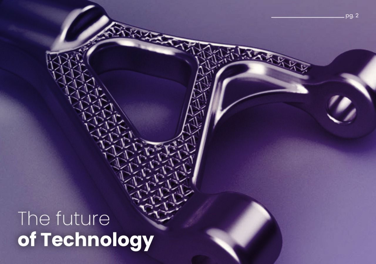 the future of additive manufacturing